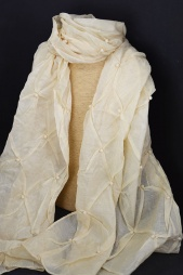 Pretty Lightweight Silky Evening Style Ladies Scarf in 3 Colours