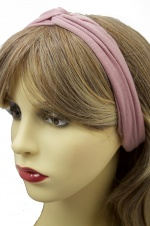 Three Jersey Headbands for Gym in Three Colours
