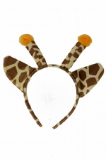 Fun Giraffe Ears Hair Band