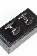 Pair of ''Pageboy'' Cufflinks with Gift Box